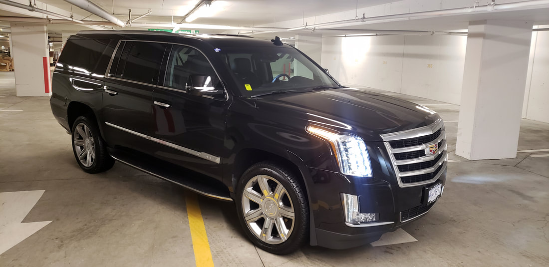 SUV SERVICES VANCOUVER