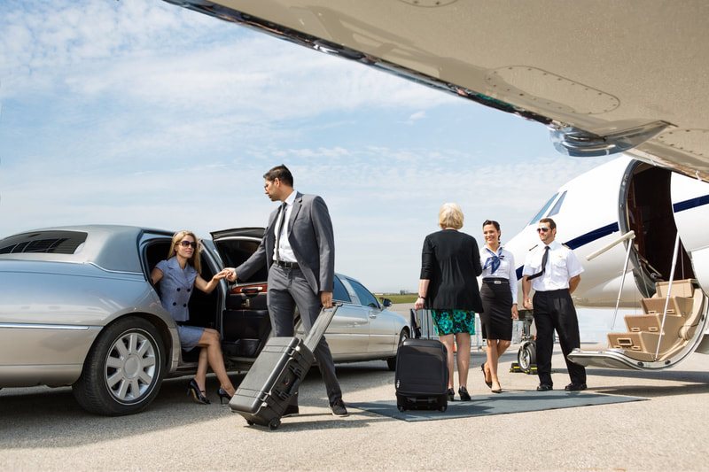 Surrey BC to Vancouver Airport Transportation Elite Limo