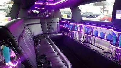 White Rock Prom Grad Limousine Party bus