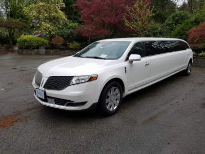 Elite Limousine stretch limo services Surrey BC