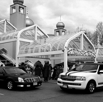 Surrey BC Indian wedding limo Elite Limo