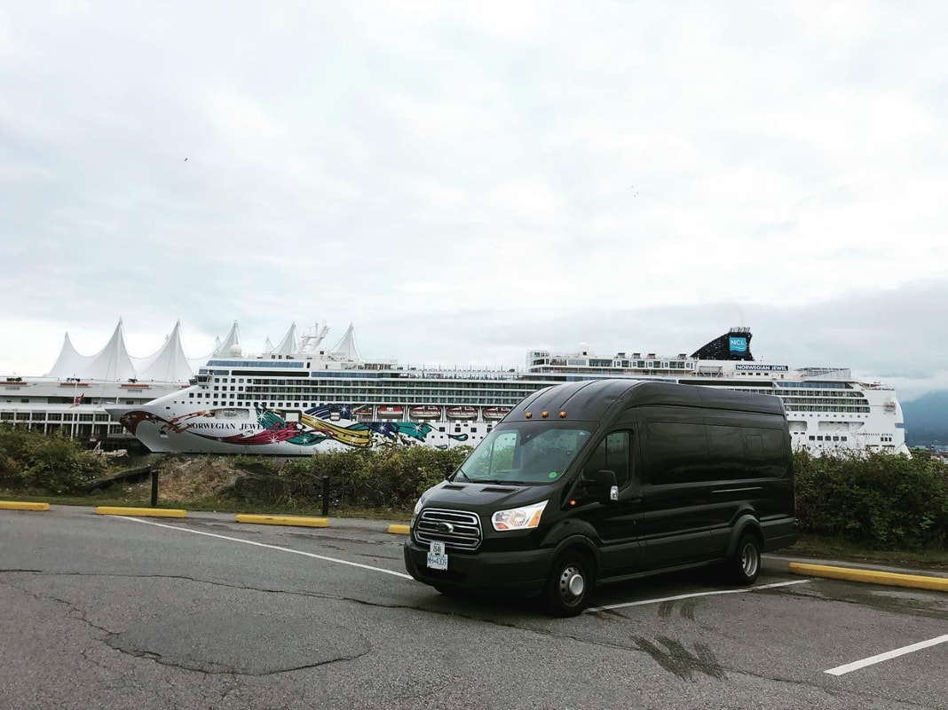 Vancouver cruise Ship transfer car service